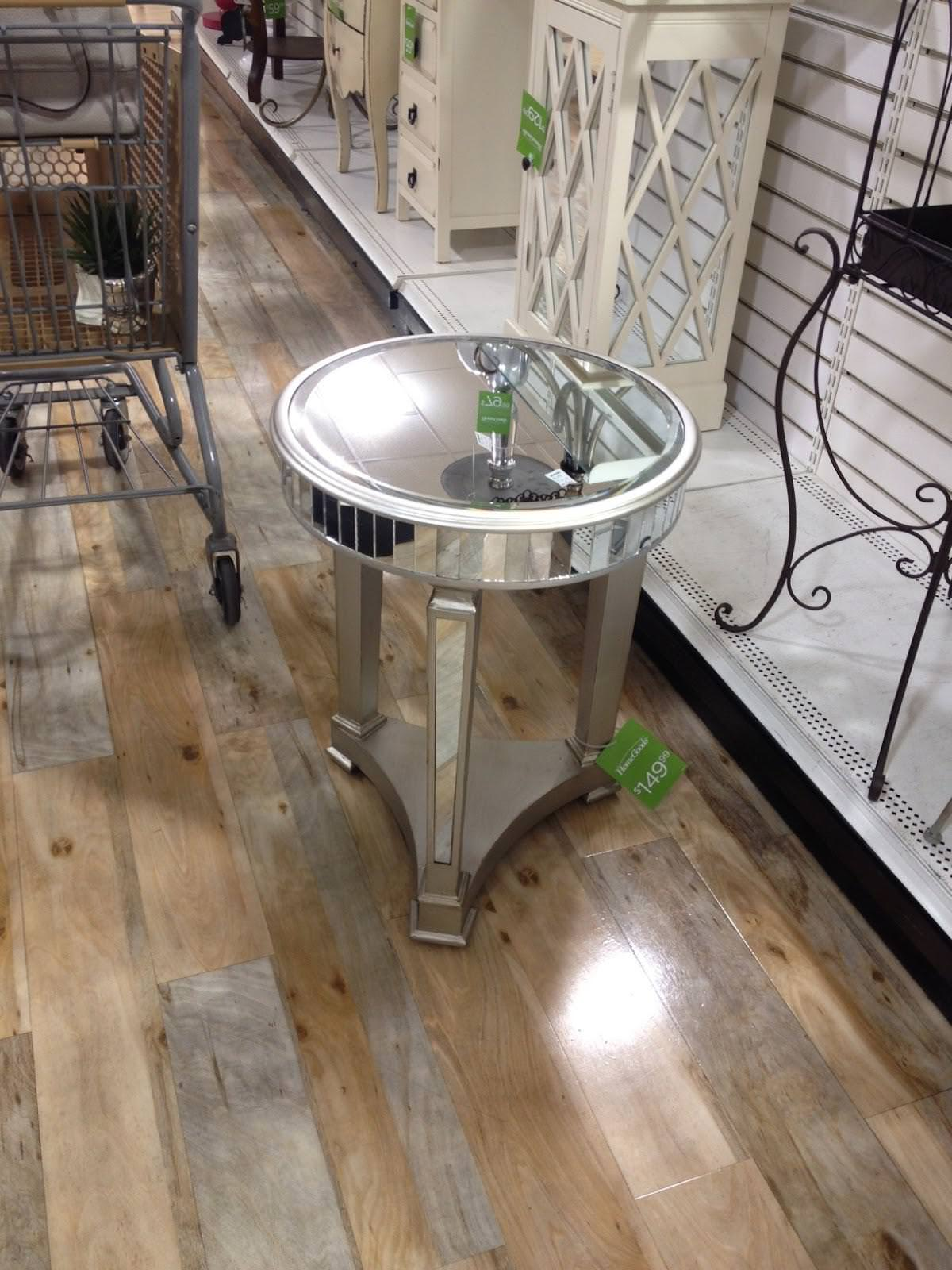 luxury mirrored glass accent tables way modern table farmhouse seats countertop legs wood small bar height ikea patio furniture mid century rustic kitchen phone house designs
