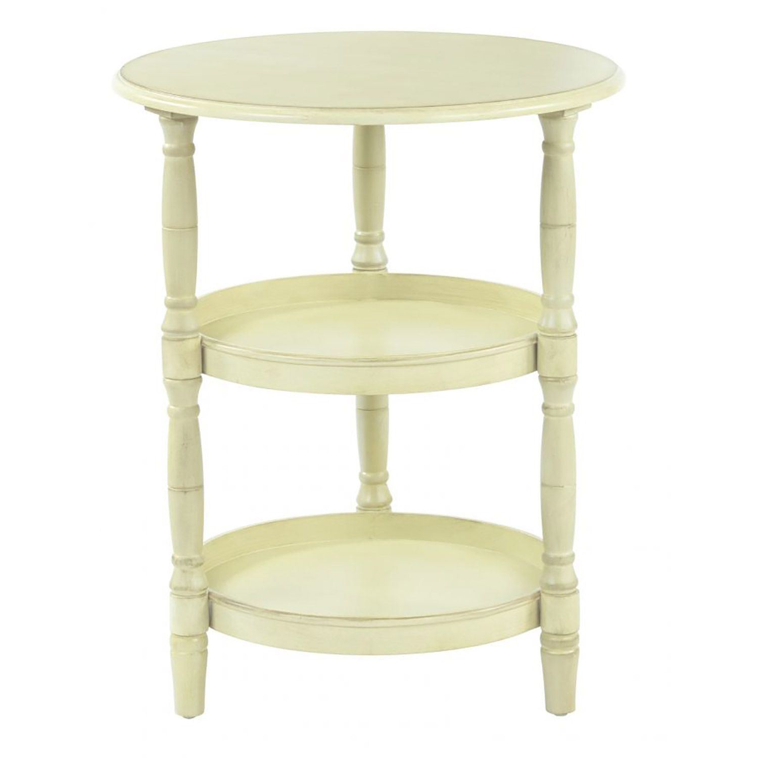 lynwood round accent table antique celadon osp small tables fireplace chairs kidney bean coffee retro patio drum side cabinet poolside storage box seat ikea decorative cover dale