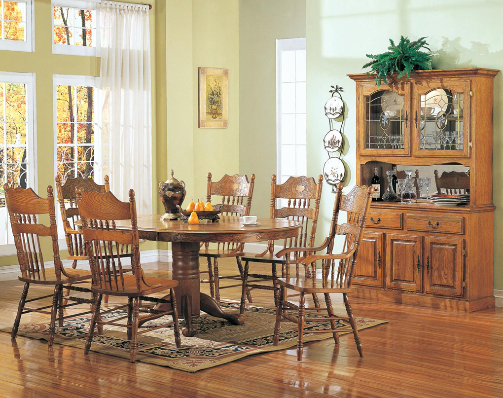 mackinaw oval single pedestal dining table with leaf tables coaster room accent furniture windham coffee sitting side yard and chairs brass hairpin legs piece set target jcpenney