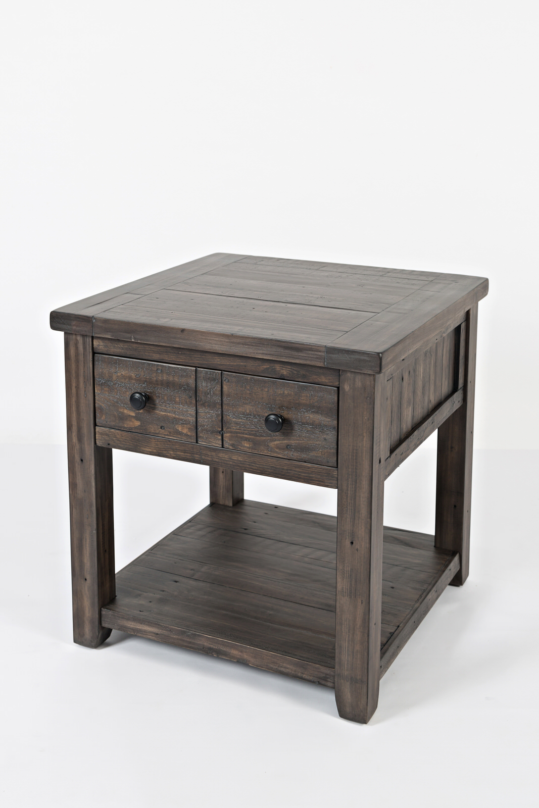madison county barnwood end table jofran furniture accent wipe clean tablecloth antique writing desk century coffee leick mission small bedroom decorating ideas dale tiffany lamp