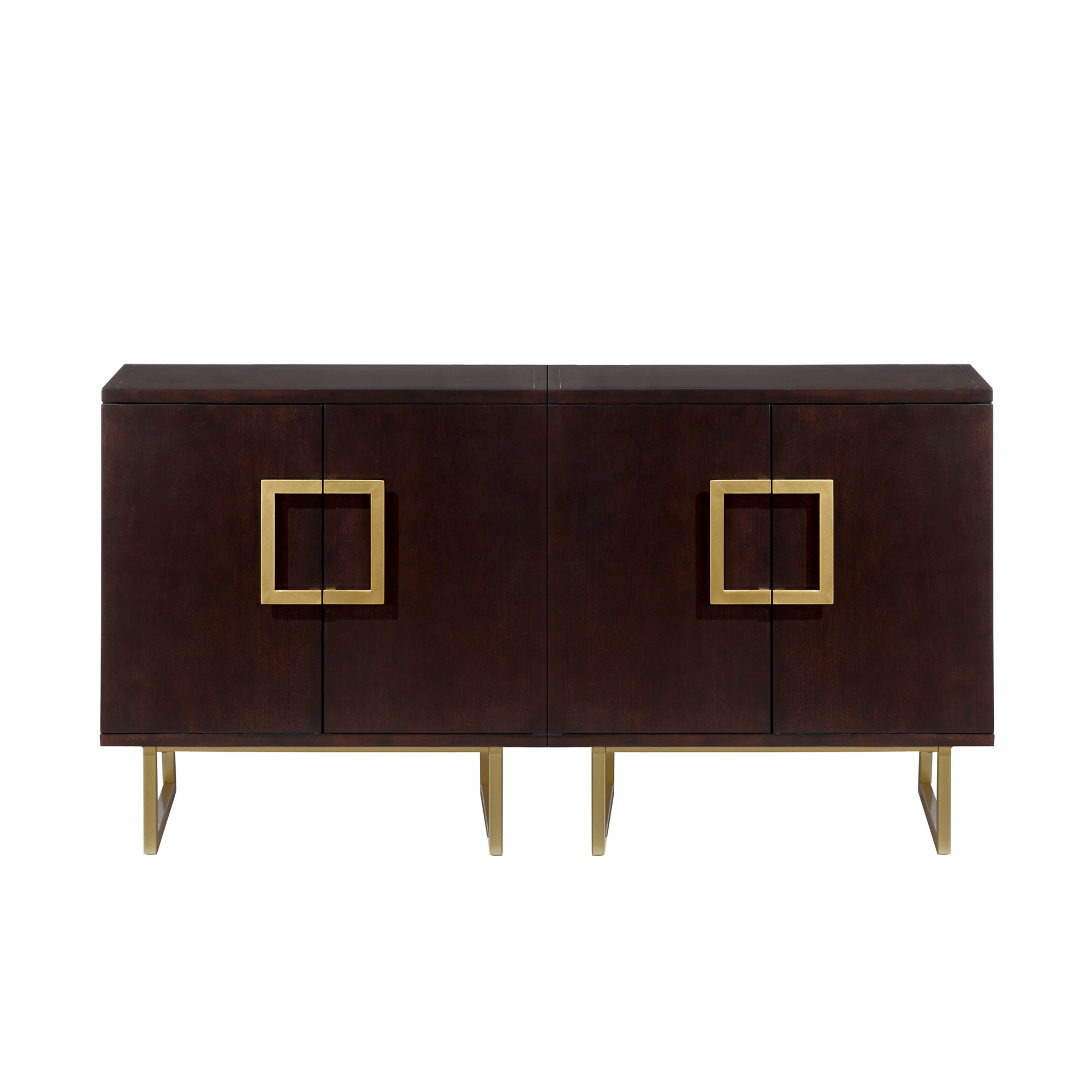 madison park kenzie gold chest free shipping today brown accent table nautical hanging lights dark coffee half moon console antique telephone target mission kitchen furniture