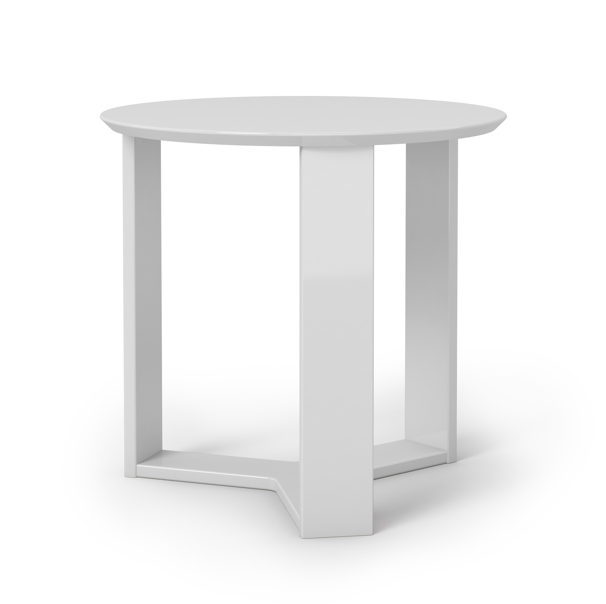 madison white gloss round accent end table glass lamp wood threshold small bedside lamps large silver wall clock inexpensive tables aluminium garden furniture runner dining room