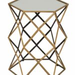 magnificent metal mirror accent table future tables with matching mirrors small square half moon entry nautical track lighting pedestal dining room patio legs looking for coffee 150x150