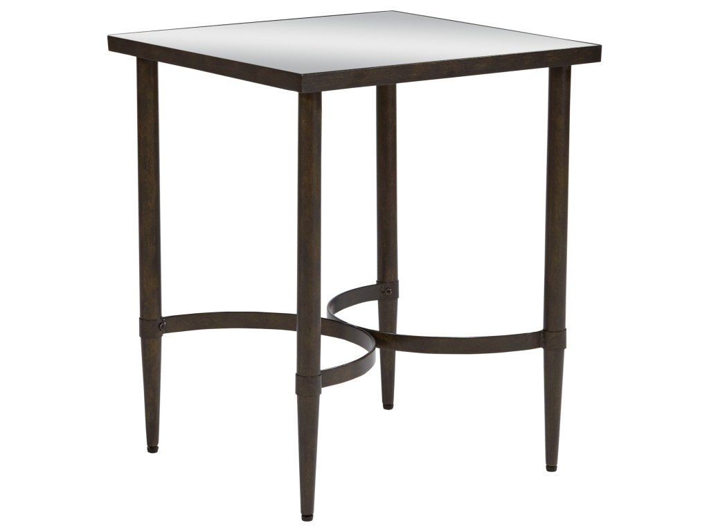 magnolia home joanna gaines accent elements end table with products color unique tables mirrored top media stand triangle drawer clearance deck furniture currey lighting coffee