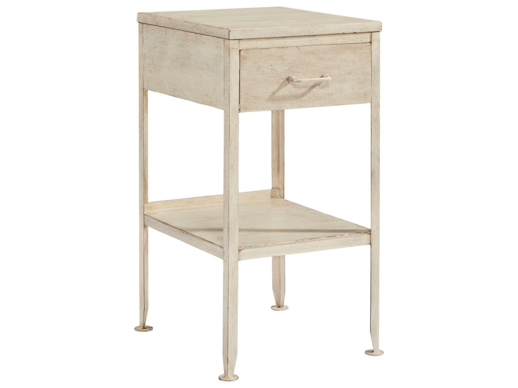magnolia home joanna gaines accent elements small metal end table products color with drawers elementssmall side modern lamp shades gold console art desk ikea large outdoor wall