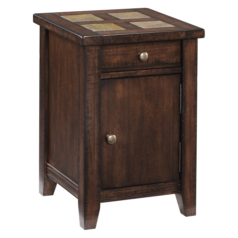 magnussen allister wood square accent table master high end lighting small round garden tier target legs washer dryer combo mid century modern nightstand living room cabinet