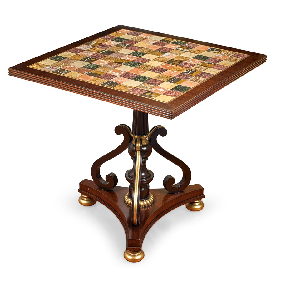 mahogany checkerboard accent table more tables game hover zoom kitchen beautiful coffee sauder furniture tiffany peacock floor lamp wooden glass side for bedroom carpet metal