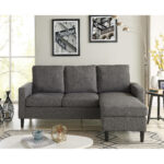 mainstays apartment reversible sectional multiple colors square accent table grey patterned armchair bunching coffee tables target leather ott summer furniture best computer desk 150x150