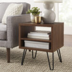 mainstays bennett mid century hairpin accent table room essentials ethan allen ballan ashley furniture bar gold legs seating for small spaces entryway chest pottery barn trunk end 150x150