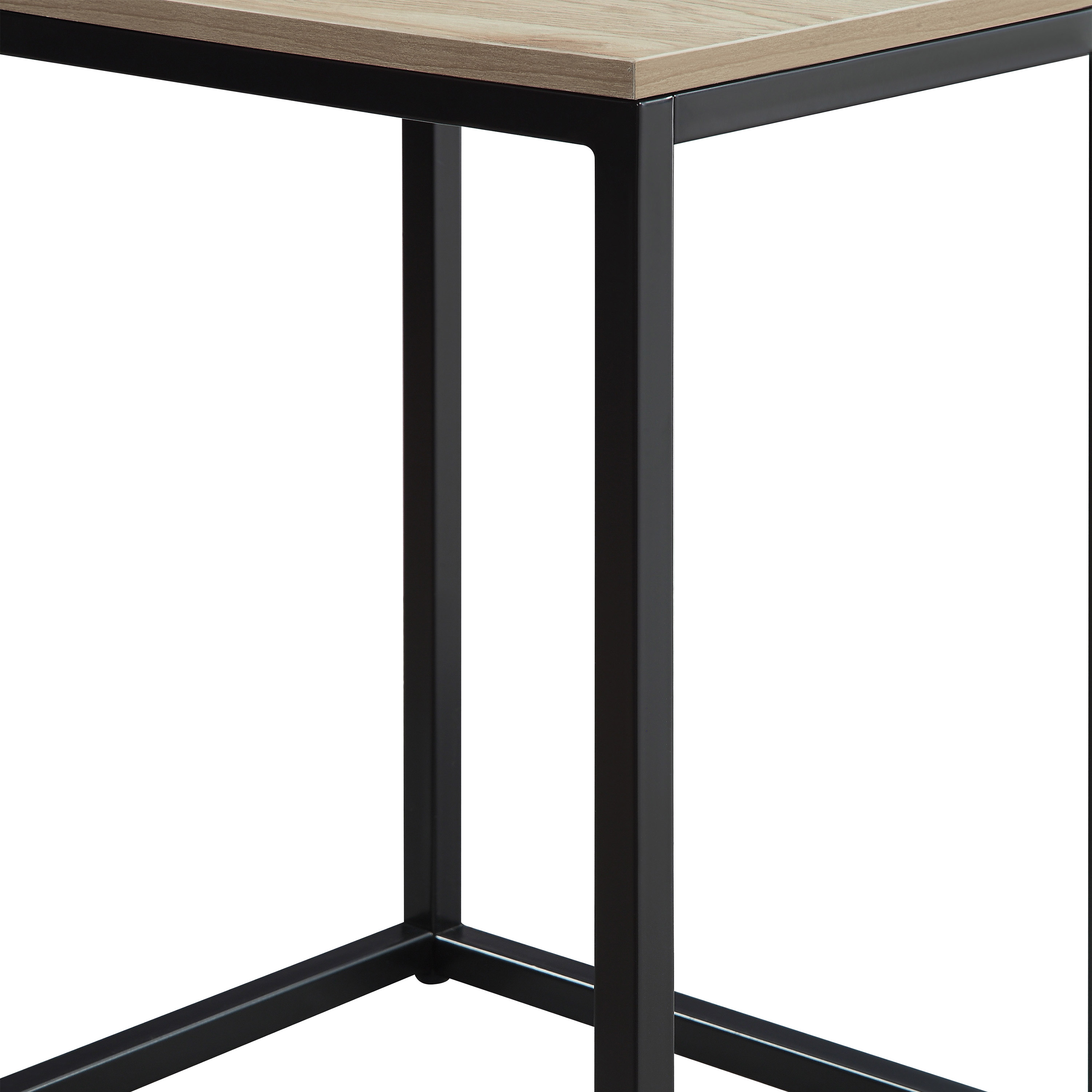 mainstays end table black marble accent grey mirrored bedside target rugs solid oak tables mirror side living room keter drinks cooler media console furniture pottery lamps dining