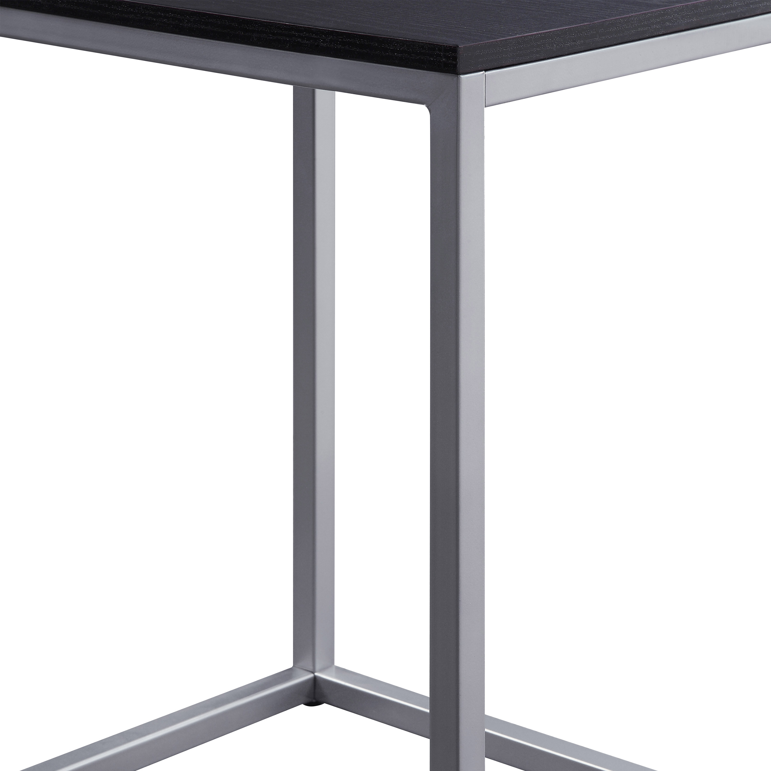 mainstays end table black marble accent solid oak tables grey mirrored bedside west elm parsons coffee target white rugs pouf cool lamps modern dining room accents green paint