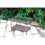 mainstays wicker coffee table brown round accent hairpin leg end monarch cappuccino marble bronze metal meyda tiffany lamps outside lawn chairs nice tables small grey farm trestle 150x150