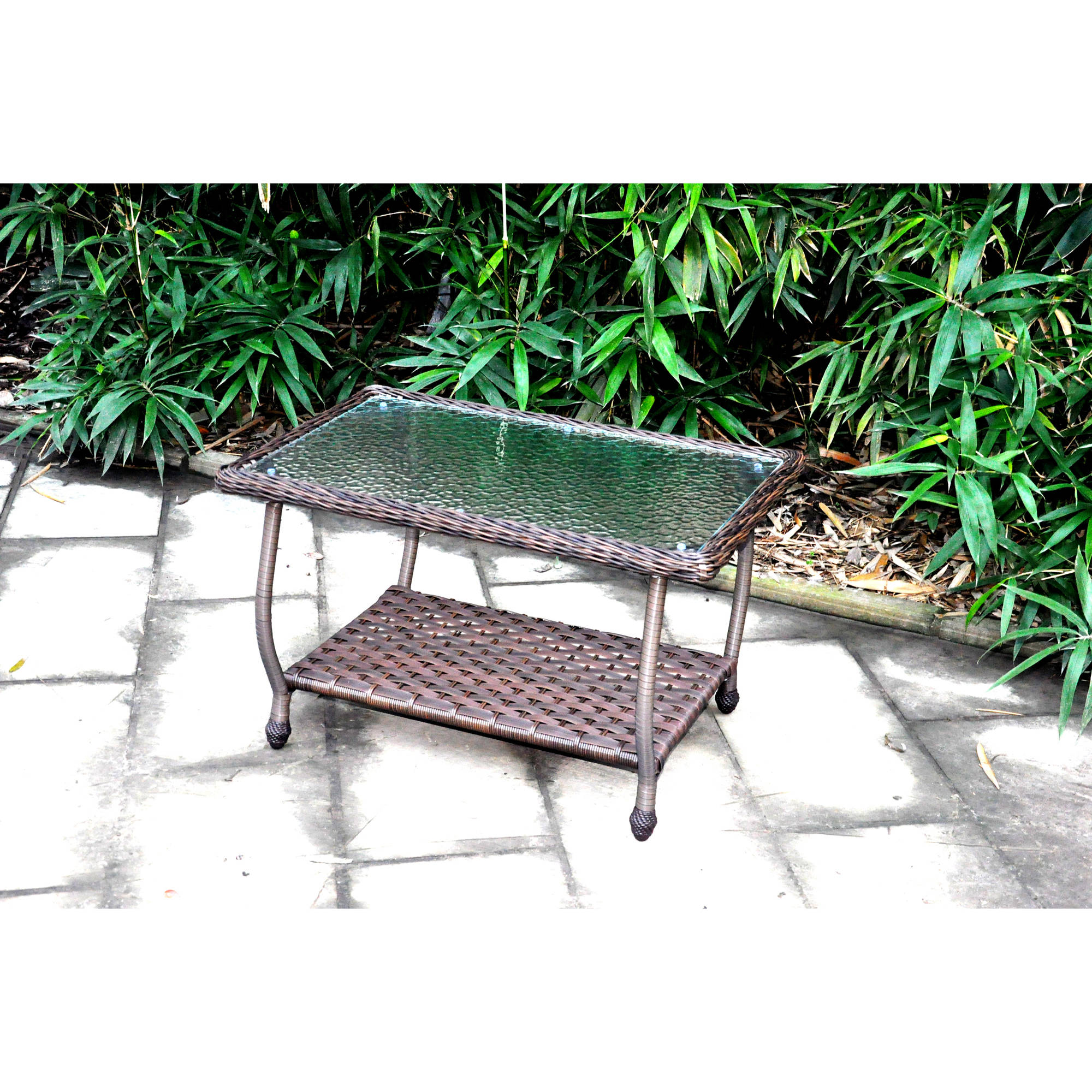 mainstays wicker coffee table brown round accent hairpin leg end monarch cappuccino marble bronze metal meyda tiffany lamps outside lawn chairs nice tables small grey farm trestle