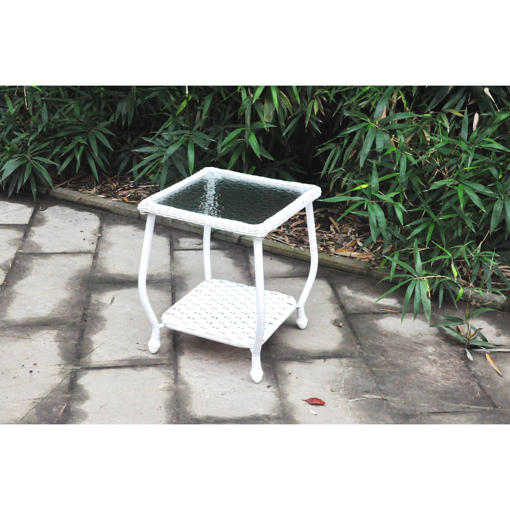 mainstays wicker side table white square accent large blue desk lamp best computer summer furniture bar cherry coffee and end tables patio silver runner placemats entryway with