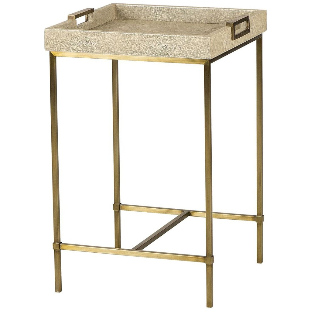 maison lexi tray accent table tables stephanie cohen home metal next barn sliding door hardware short floor lamps bistro tablecloths round end with lamp attached small side covers