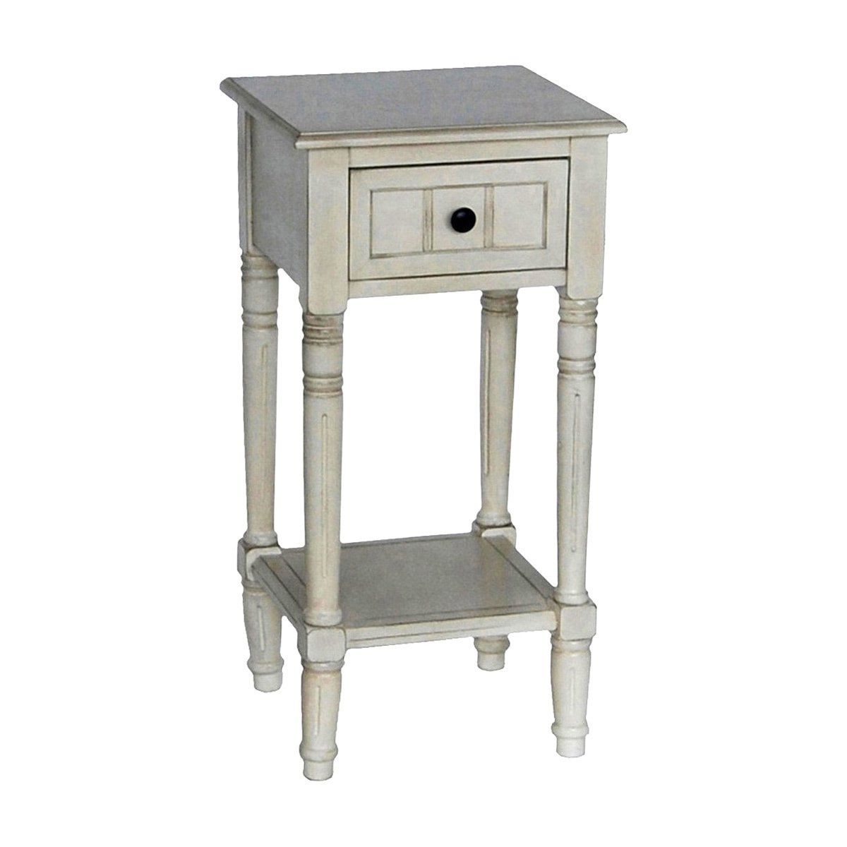 maison rouge provins one drawer square accent table free bedroom design black crystal lamp portable grill floor threshold transitions contemporary marble coffee porcelain narrow