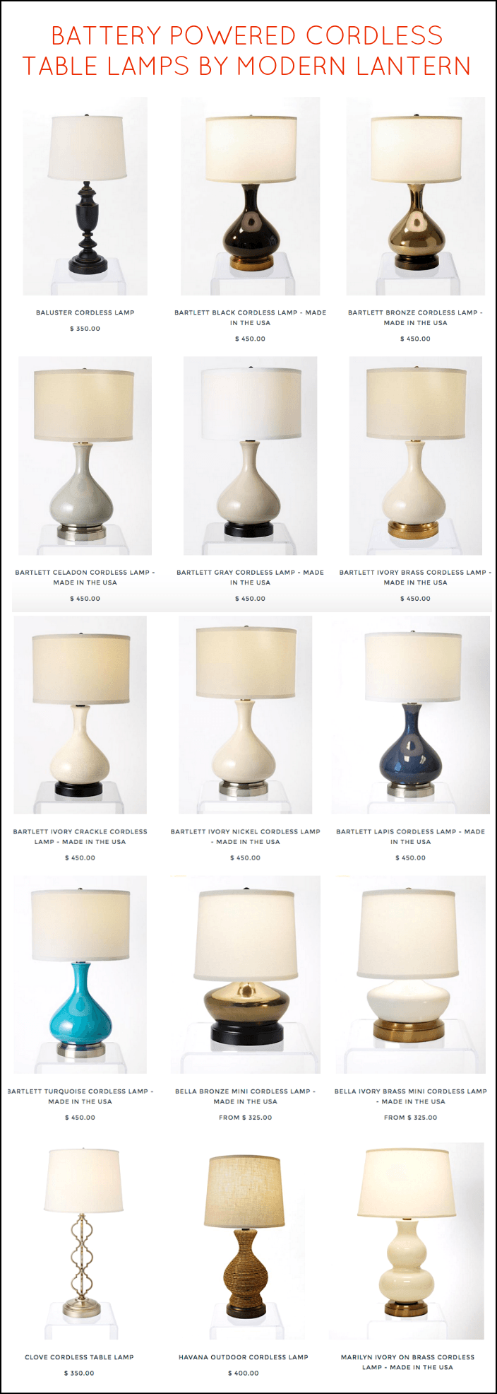 make your table lamp cords disappear like magic blog posts battery operated accent lamps yes powered and they are great looking too bunnings bench seat martel pier one imports
