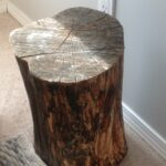 making tree stump coffee table loccie better homes gardens ideas nursery diy side frugal freedom trunk accent distressed furniture bar height and stools kitchen napkins patio 150x150