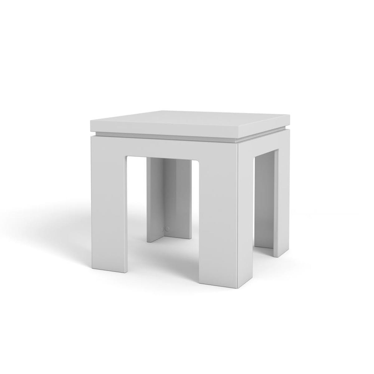 manhattan comfort bridge square length modern accent end tables table modish patio seating sets clearance vita silvia starfish lamp wood asus maroc marble coffee coastal