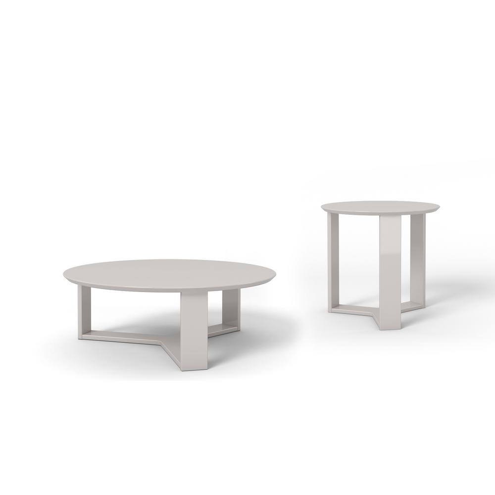 manhattan comfort madison piece off white accent table living room high gloss coffee tables tall set ashley bedroom furniture small patio chairs outdoor pier pillows industrial