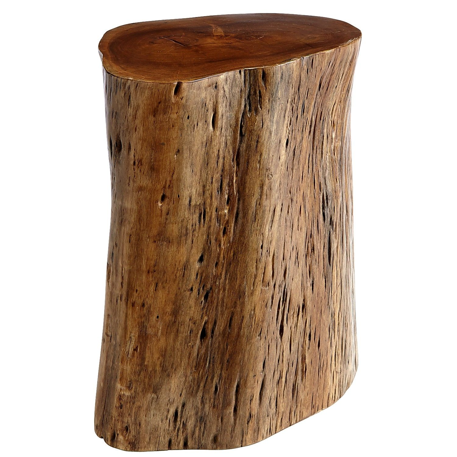 maram natural tree stump accent table wood tables log home goods website drawer chest furniture for entryway white folding outdoor side antique tall designer placemats and napkins