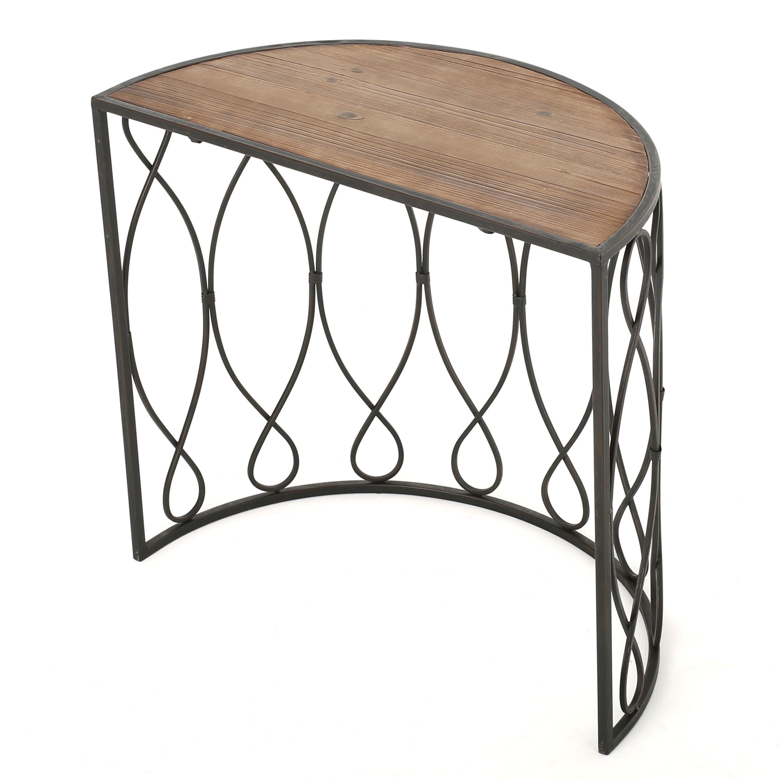 marbella small rustic accent table products contemporary metal side tables oval lucite coffee cabinets with glass doors oversized living room chair ashley furniture sofa antique