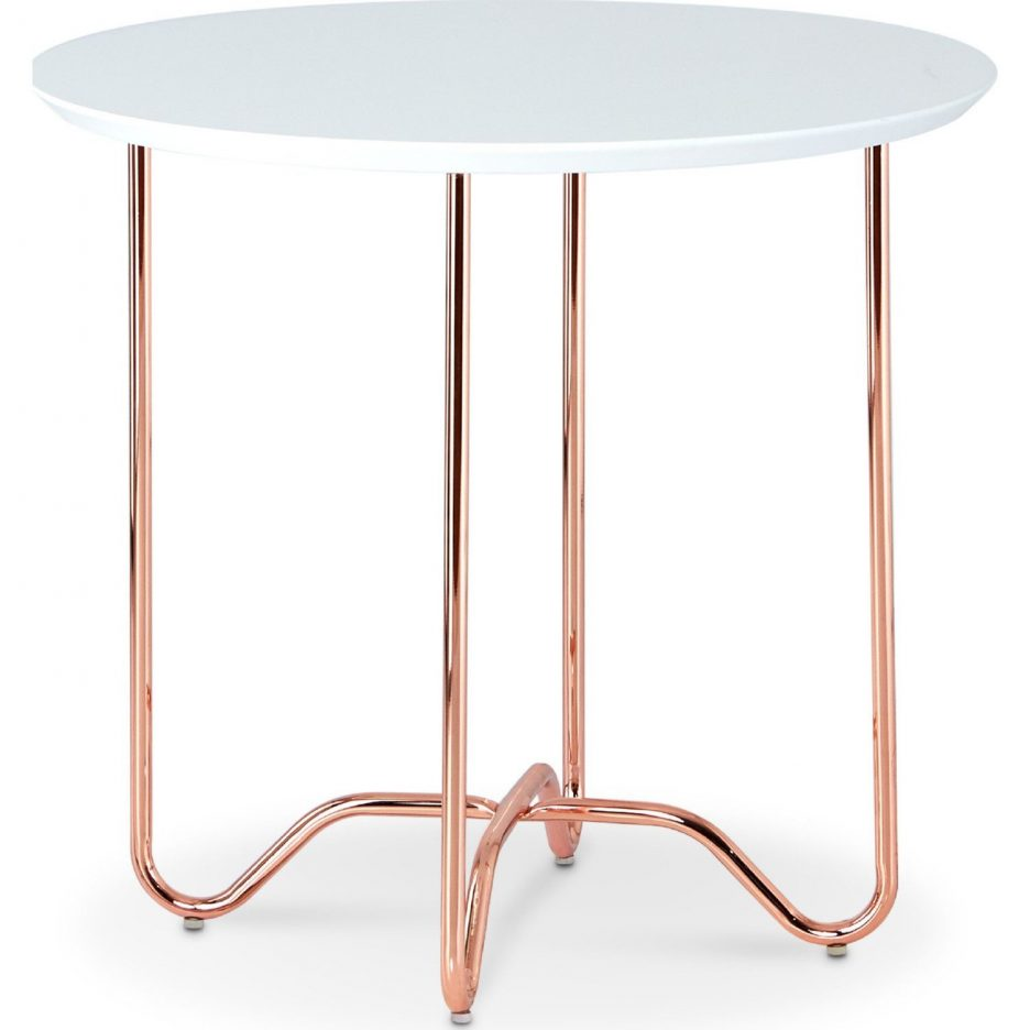 marble and rose gold coffee table computer end wire side inch glass sofa accent large round wall clock french small sideboard electric drum set dining distressed blue chandelier