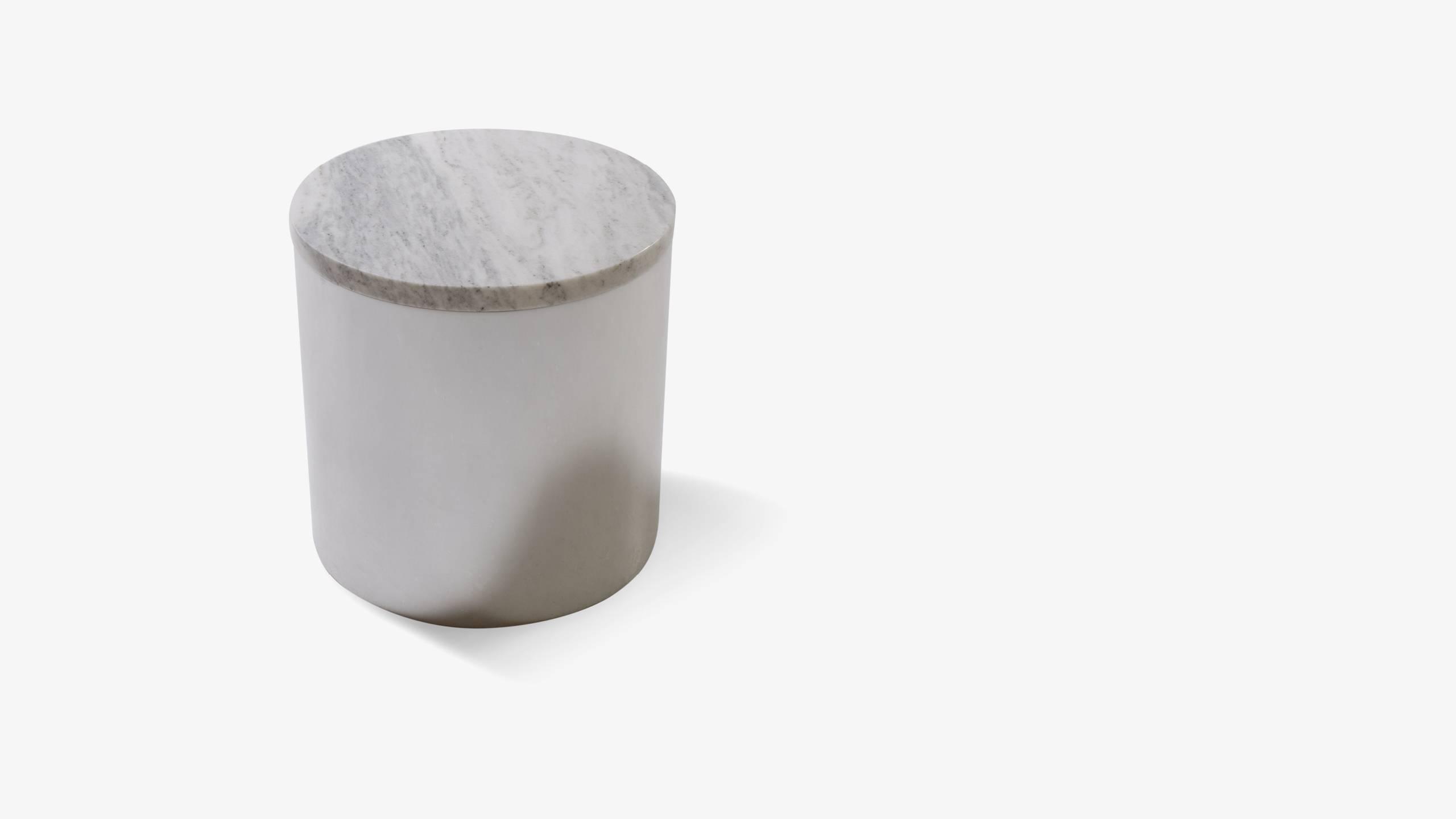 marble and steel drum accent table paul for habitat chrome master white industrial nautical pendant light trendy lamps concrete pottery barn mercury glass floor lamp dinner pub