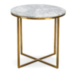 marble target black side table turesboss round glass bedside sevenstonesinc lorenz wood decorator end small square pedestal ideas interior secrets metal dining tables night stands 150x150