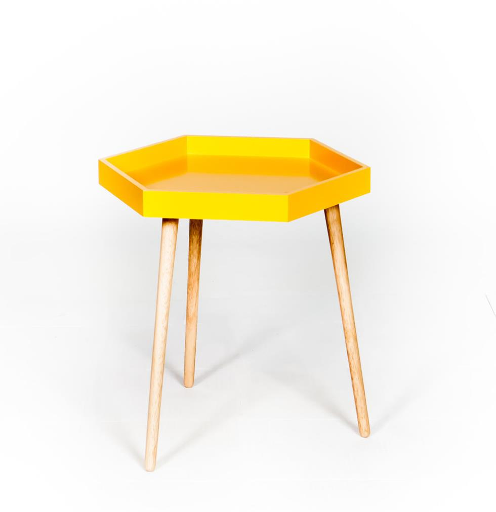 marianne rentals hexagon accent table marigold yellow inch round end bunnings storage cabinets patio umbrellas live edge wood legs blue living room accessories dale tiffany