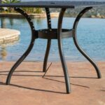 marietta outdoor furniture dining set cast aluminum harrietta piece accent table and chairs for patio deck garden wood floor threshold plum tablecloth round glass foyer small pine 150x150
