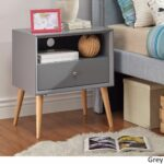 marin danish modern drawer storage accent side table inspire with grey all weather wicker furniture hollywood mirrored bass drum pedal cool living room tables foosball kids white 150x150