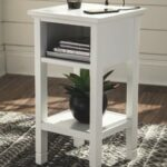 marnville white accent table tables large decorative chests cabinets cordless lamps raw wood end beacon hill furniture extra tall sofa mosaic top coffee tiny bedside west elm 150x150