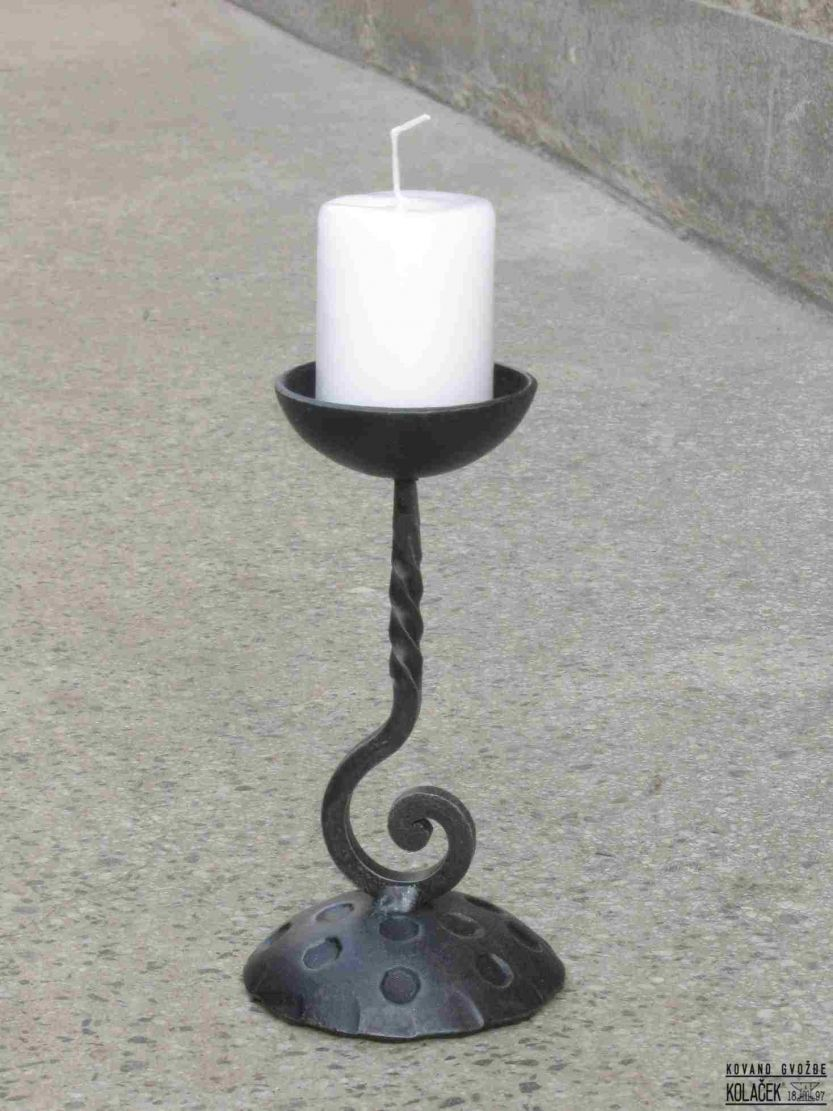 martel metal table lamp with usb port and prong cozy hanging candle holder chandelier such iron elegant like svecnjak kovanog gvozdja kolacek flesner brushed steel accent home