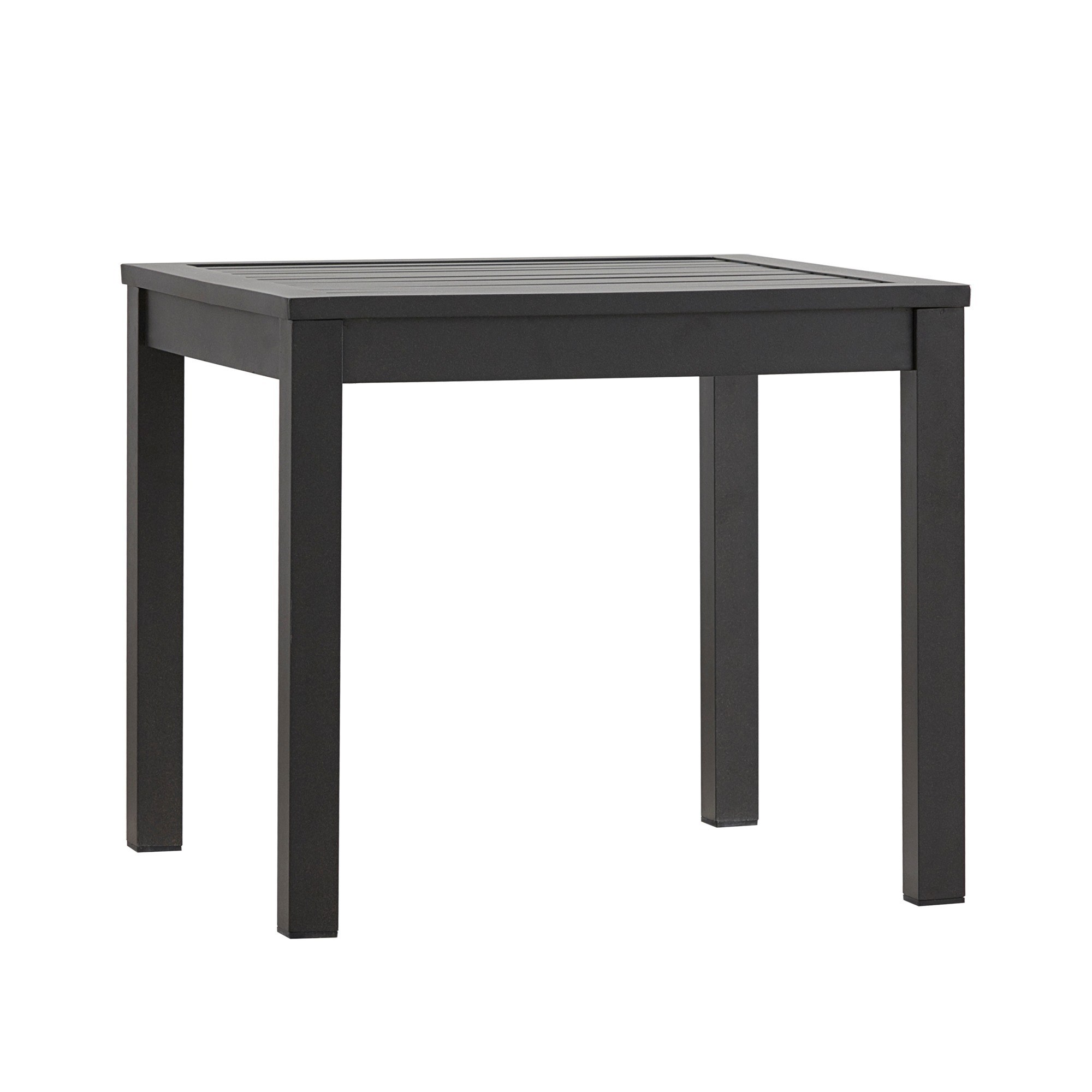 matira metal patio accent side table inspire oasis cushioned ott napa living free shipping today rattan furniture covers mirrored tables for bedroom glass end and coffee outdoor
