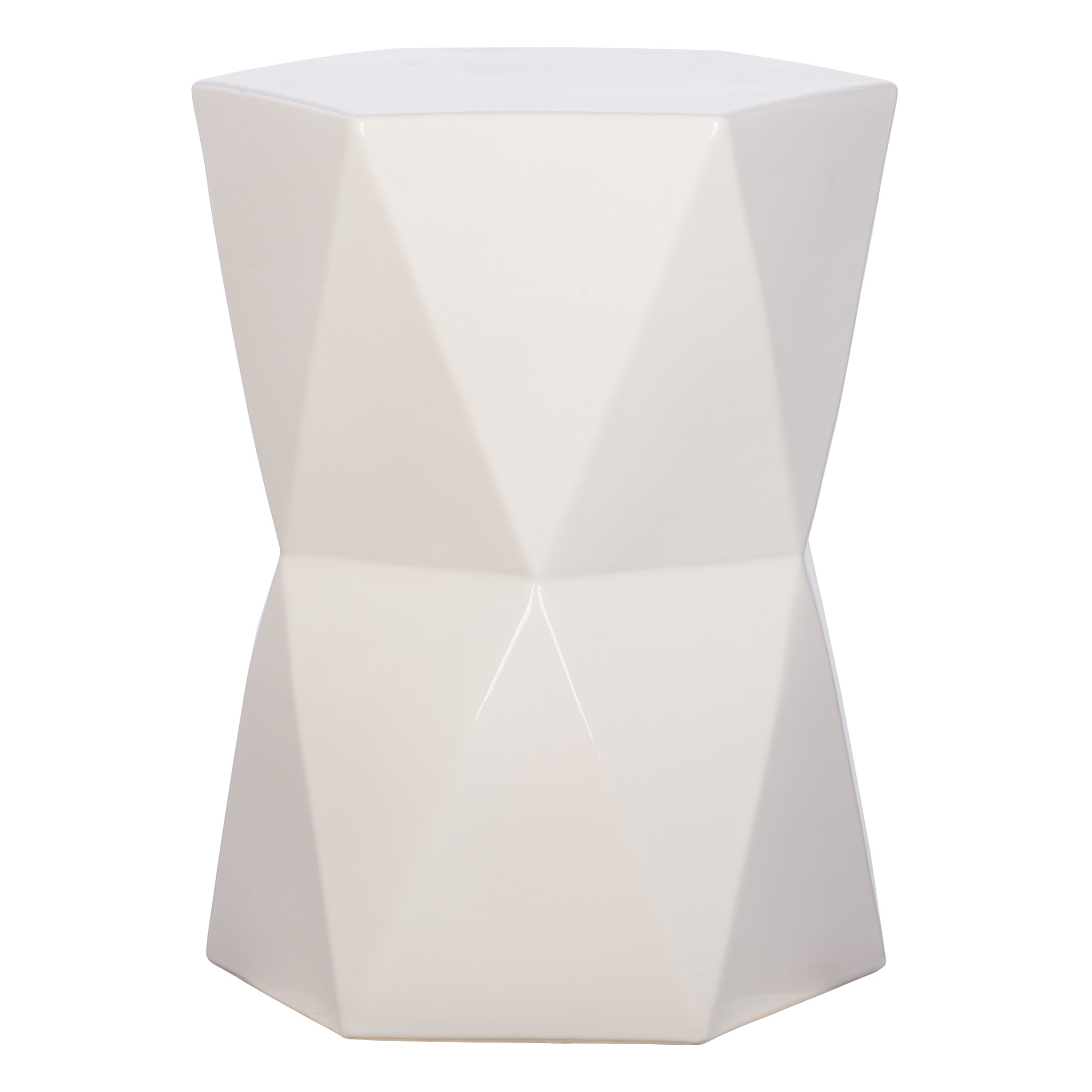 matrix hexagon stool garden accent table foyer chest home goods wall mirrors brass nightstand round farmhouse dining dale lamps dark wood coffee pads entryway chests and cabinets