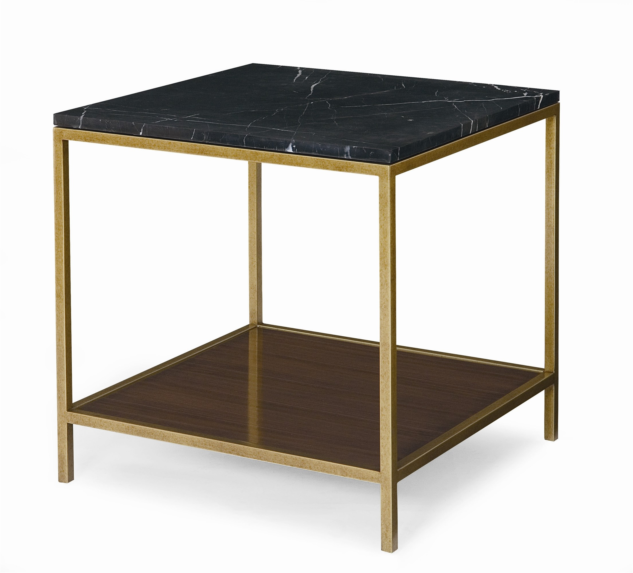 mccobb square end table modern accent tables tall carpet door strip small marble dining top gold coffee set with bench kitchen chairs inn brass side the uttermost company ceramic