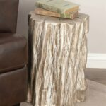 mcm end table probably terrific silver tree stump cole grey fiberglass accent stool reviews target dining room chairs side white and nightstand teak wedding arrangements coffee 150x150
