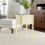 media side table amber room essentials mixed material accent ikea storage bench dining legs wood square for mirrored bedroom end tables round cloth covers contemporary home decor 150x150