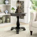 media side table lana end room essentials mixed material accent quickview contemporary home decor country tablecloths round cloth covers door console cabinet stylish lamps coffee 150x150