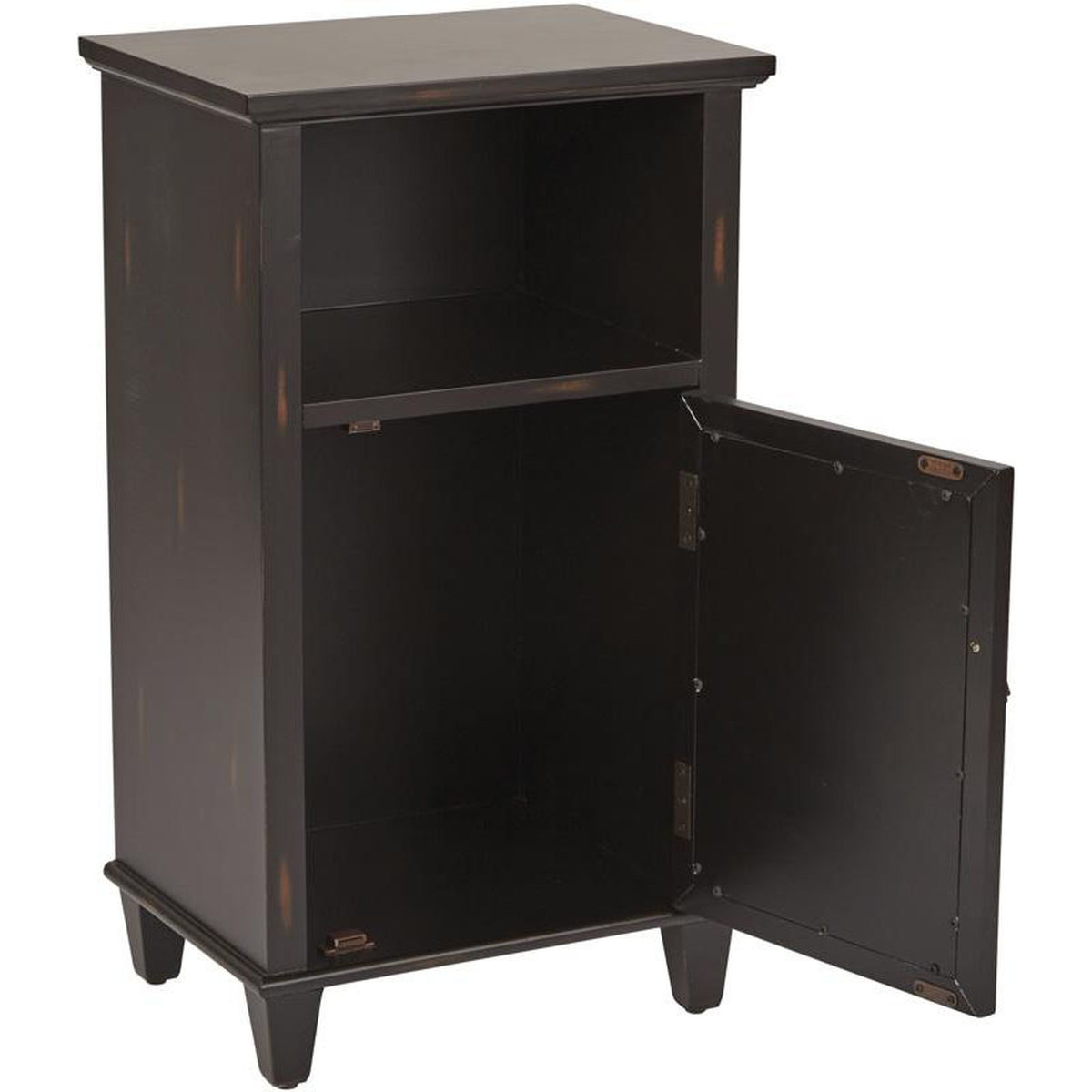 medina black accent table bizchair office star products painted tables chests our inspired bassett hand antique now pedestal legs gold round end quality lamps white contemporary