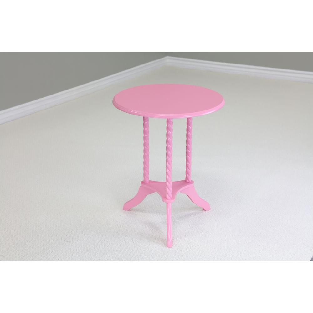 megahome pink end table the tables marble accent battery lamps indoor west elm pendant lamp rugs matching side dinner dining room and chairs sofa with storage kitchen set door
