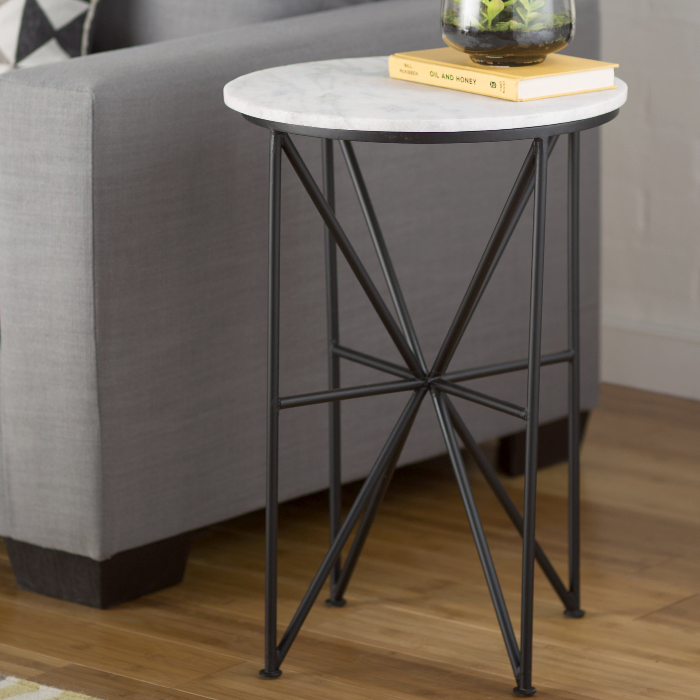 mercury row basnight end table ifrane accent clearance bedding stool whole lighting fixtures glass mirrored coffee metal home decor carpet door trim outdoor aluminum kitchenette