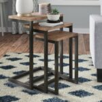 mercury row cetus piece nesting tables reviews room essentials stacking accent table navy blue lamp glass coffee toronto target clocks decorative storage trunks floor edging 150x150