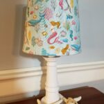 mermaid accent nursery lamp girl nautical theme etsy fullxfull table lamps bathroom floor storage cabinet clearance deck furniture homemade wood coffee gray chair monarch hall 150x150