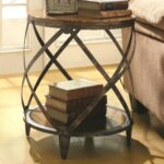 metal accent table hepsy coaster cabinets contemporary with drum shape fine furniture target threshold mid century side jcpenney dishes modern mississauga offset umbrella tray 150x150