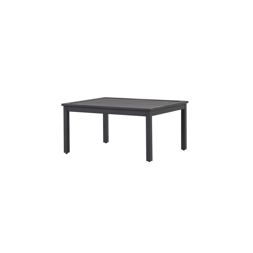metal black patio tables furniture the hampton bay outdoor coffee accent table riley bunnings homemade designs pottery barn brass floor lamp porch alexa smart home large silver