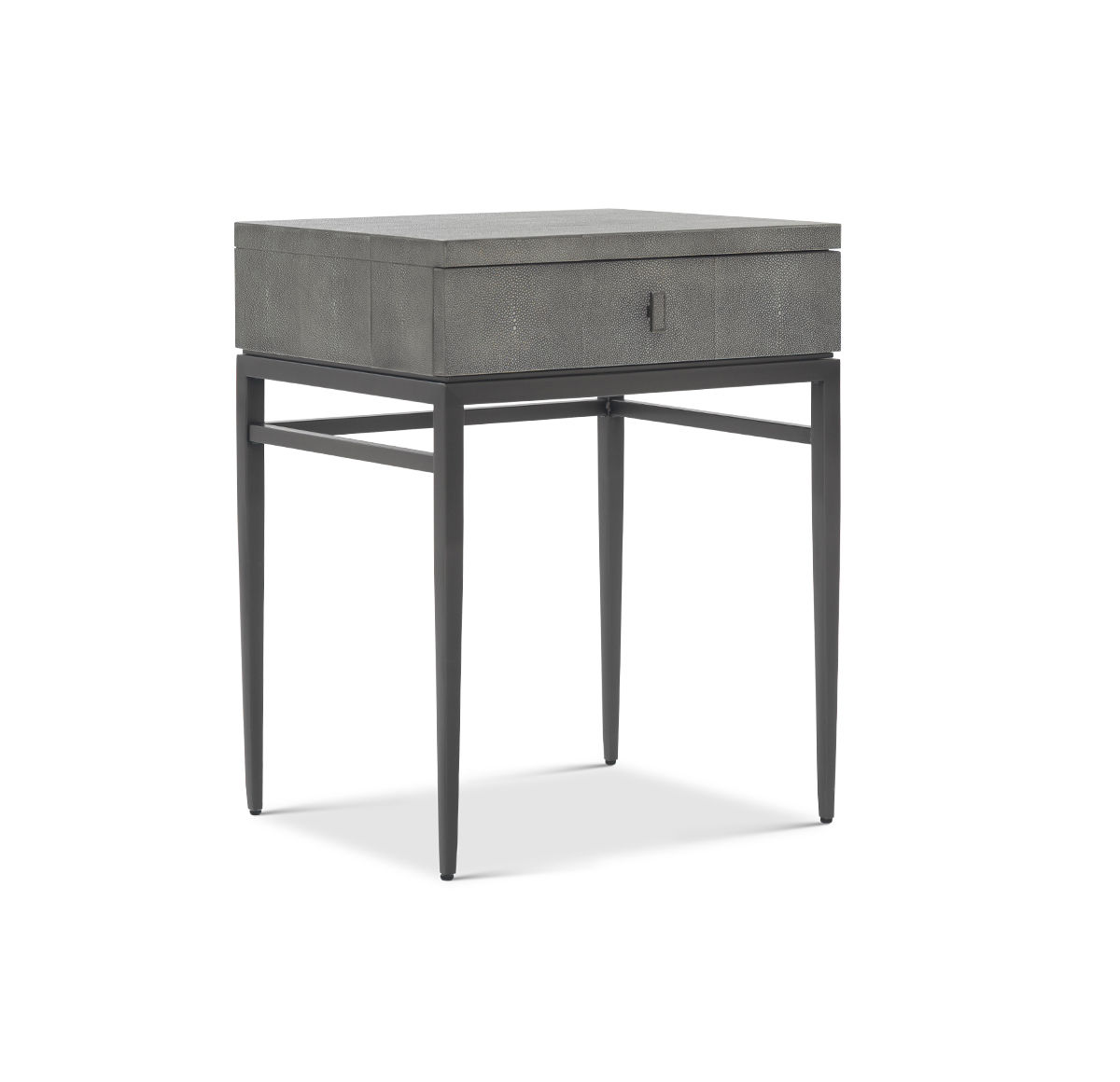 metal end table swe stb solange gray hero knurl nesting accent tables set two side res contemporary nest ashley furniture trundle patio covers corner ikea pottery barn folding
