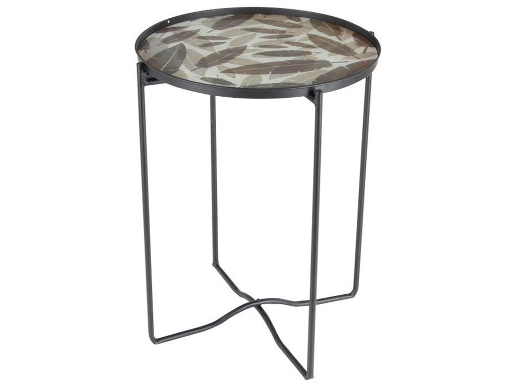 metal glass accent table furniture uma enterprises inc products color furnituremetal bdi united mid century modern dining room large sun umbrellas moroccan drum gold chandelier