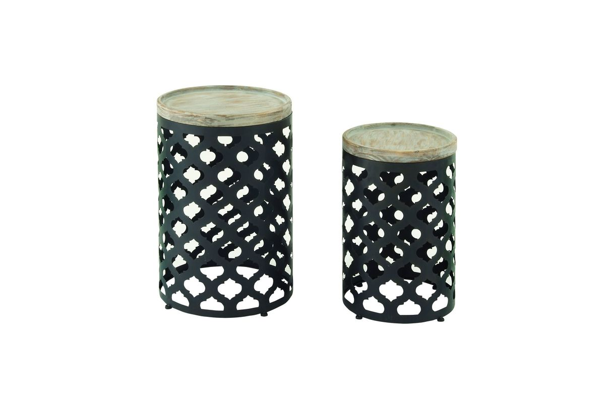 metal home furniture round lattice accent tables set black table pine ikea narrow end mosaic top coffee hammered side nautical flush mount light half circle tiny natural wood